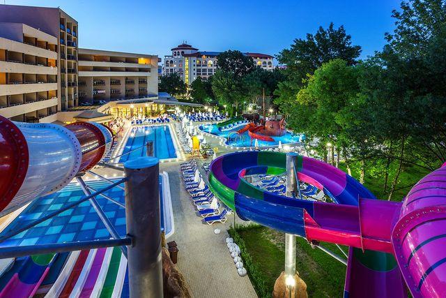 Laguna Park hotel - SGL room